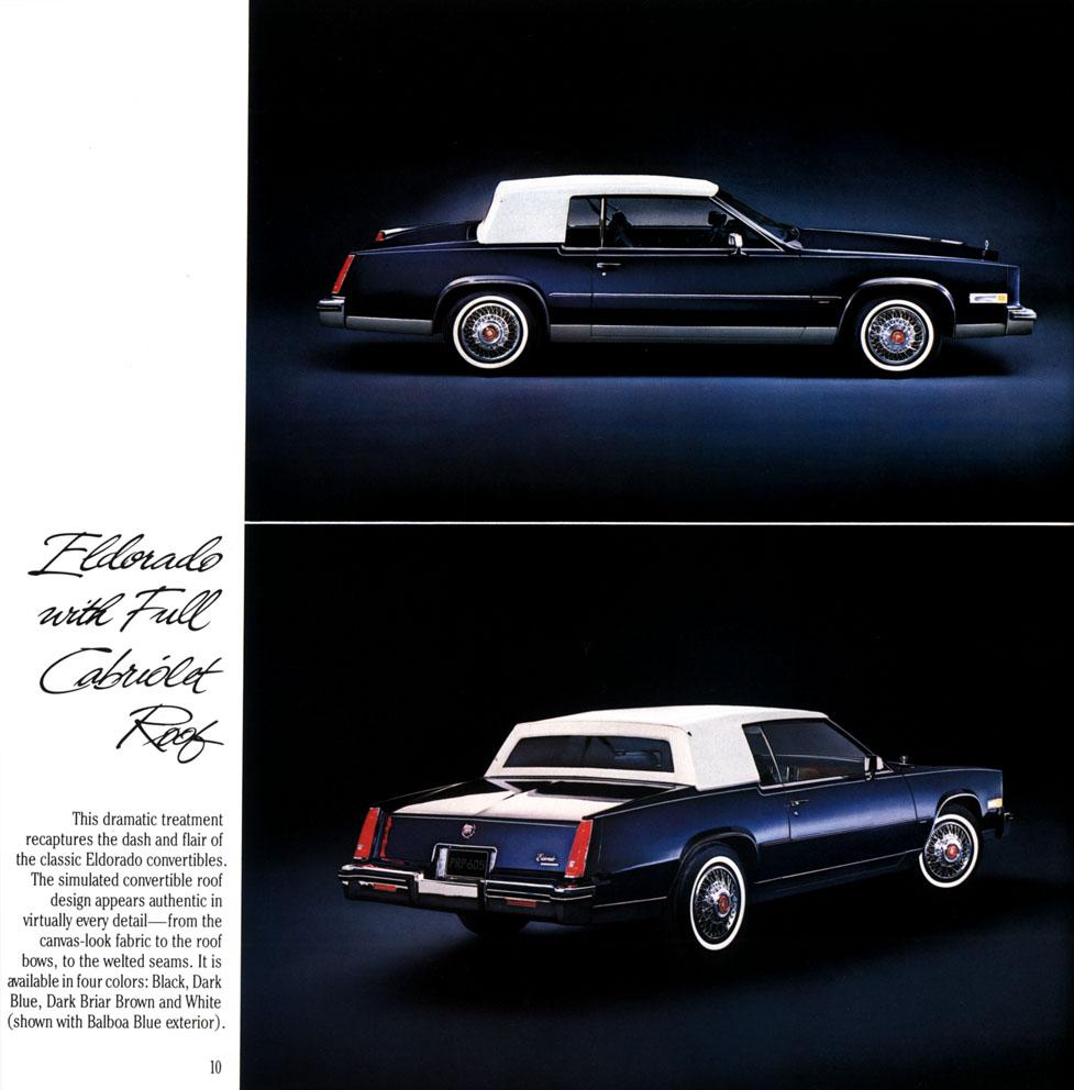 Cadillac Eldorado (1979–1985)