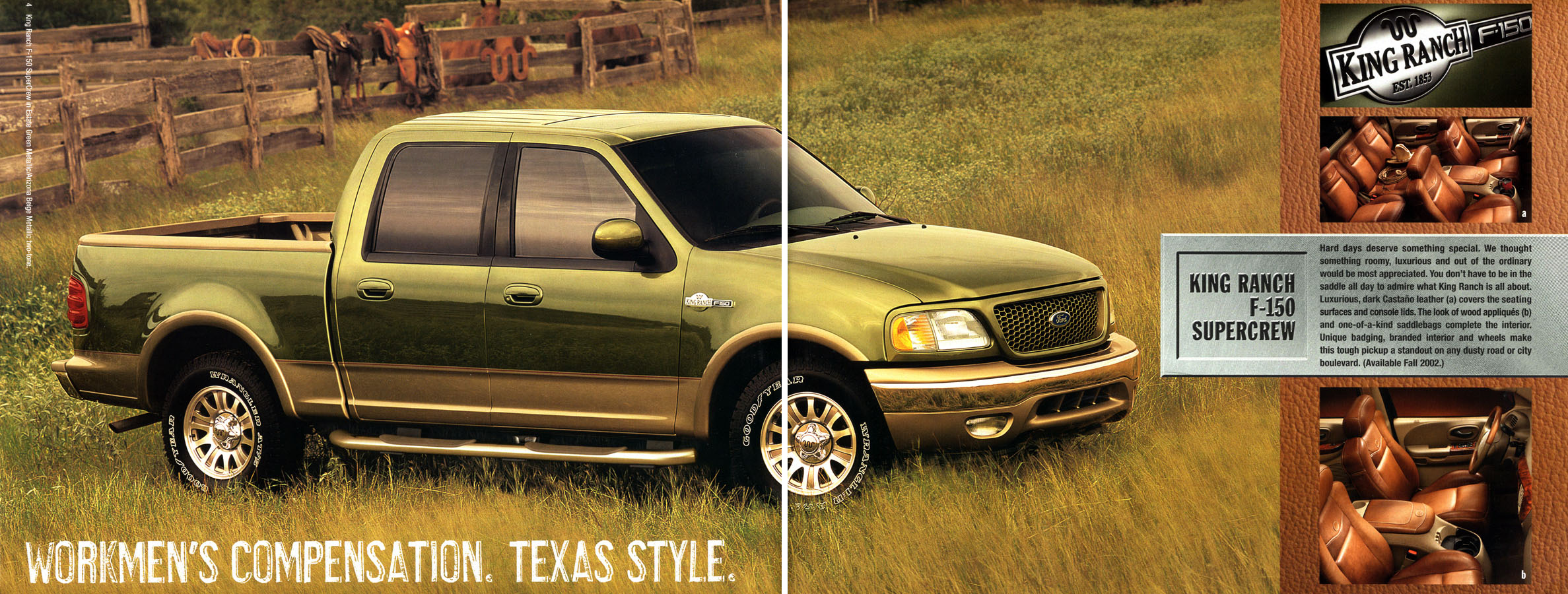 Ford F >> Auto Brochures