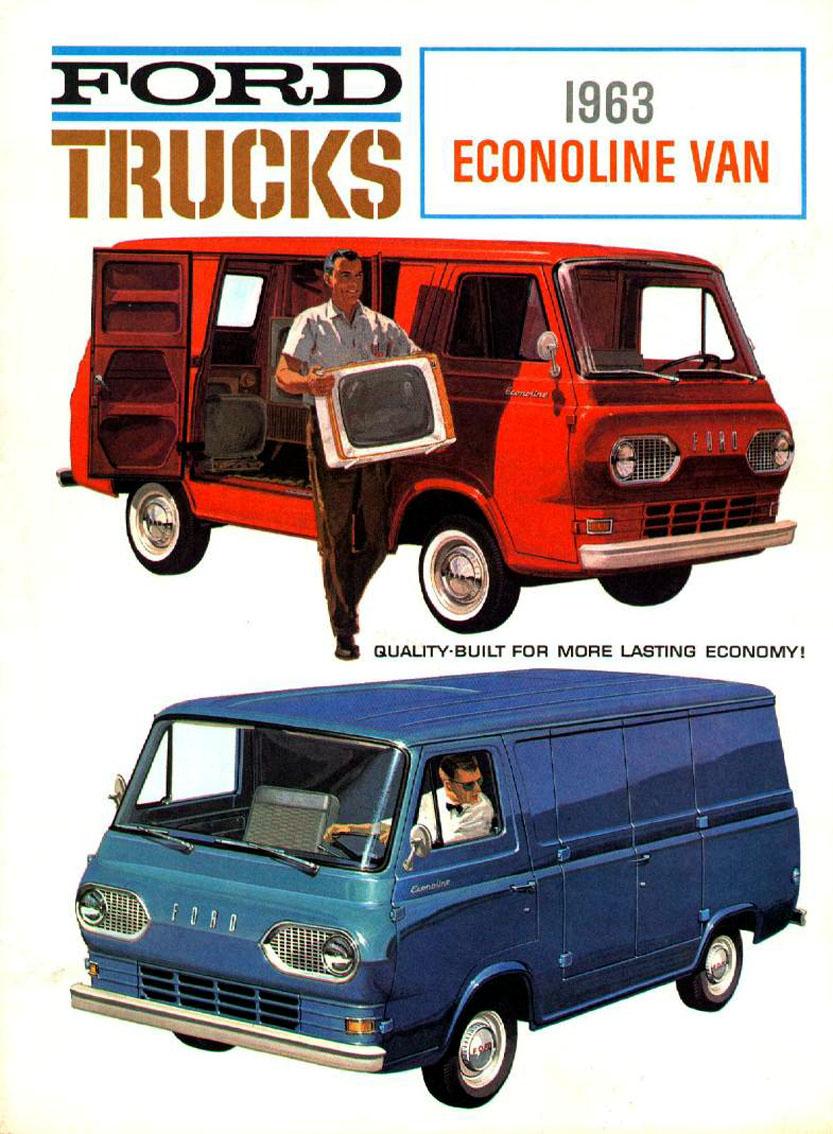 Ford Eco Van >> Hot Cars