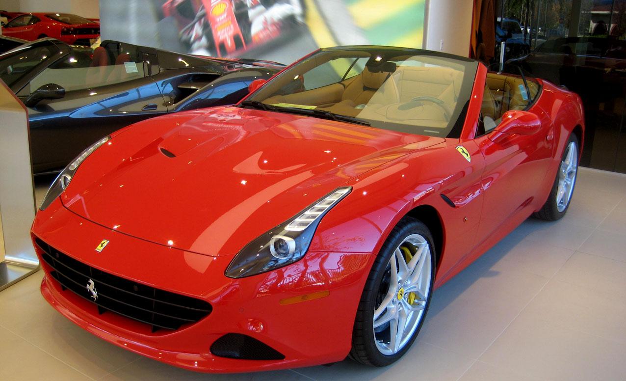 Permalink to Ferrari Dealership California